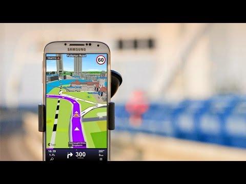 SYGIC 16 TOTALMENTE FUNCIONAL - GPS