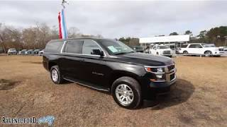 2017 Chevrolet Suburban LT - For Sale Review & Condition Report at Ravenel Ford | Jan 2018