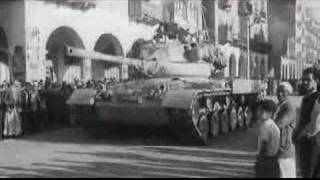 The Other Side Of Suez 1956 - BBC Documentary - part(2/3)