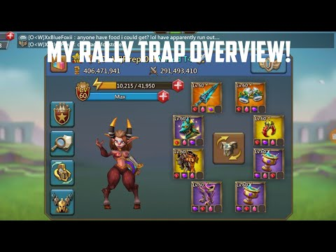 Rally Trap Account Overview!