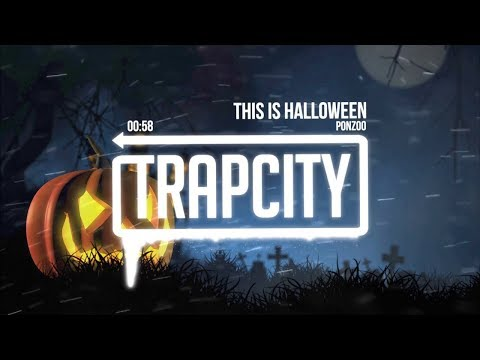 Ponzoo - This Is Halloween [Lyrics] | [1 Hour Version]