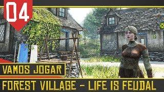 Forest Village #04 - Roupas e Ferramentas de Ferro! [Série Gameplay Português PT-BR]