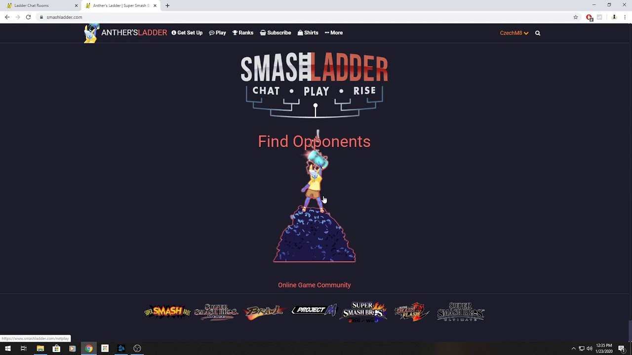 Introduction And How To For Anther S Ladder Super Smash Bros Ultimate 2020 Youtube I found it through reddit. youtube