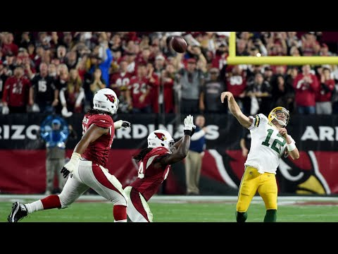 Aaron Rodgers ULTIMATE Clutch Moments Compilation