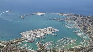 EasyJet Landing in Palma de Mallorca Son Sant Joan Airport