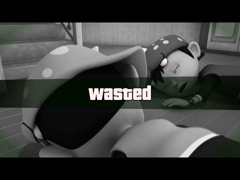 BoBoiBoy Parody - GTA V Wasted Compilation Part I