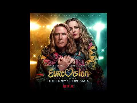 Husavik - Will Ferrell, My Marianne - Eurovision Song Contest: The Story of Fire Saga - Netflix