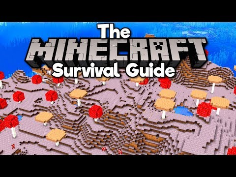 Finding A Mushroom Island! ▫ The Minecraft Survival Guide (Tutorial Lets Play) [Part 47]