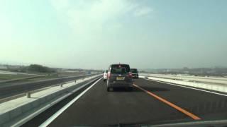 【車載動画】国道17号 Part6(前橋渋川バイパス)【2010年3月20日15時開通】