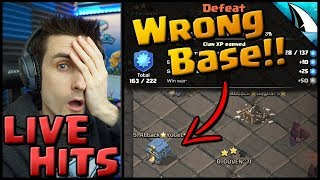 *Big Mistake* Queen Charge Miners Th 12 | Clash of Clans