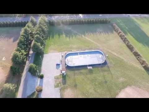 Courthouse Park - Hanover VA via Drone