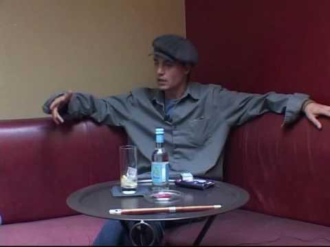 Johnny Depp Taraf de Haidouks DVD interview