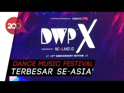 Ini Alasan DWP X Digelar di Bali Mp3