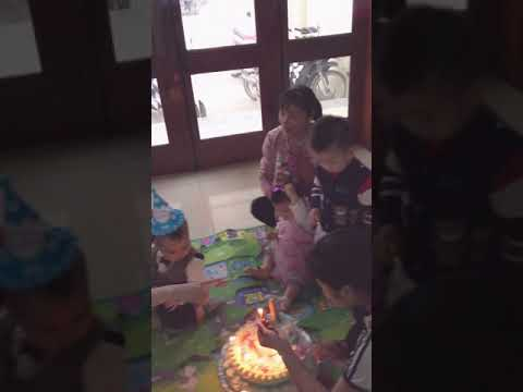 Sinh Nhật Tô Anh Tuấn 1 Tuổi | Tổ Chức Sinh Nhật Cho Bé Vui Nhộn