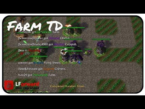 Farm TD #7 | Luck Is On My Side :)