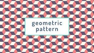 Create a Geometric Pattern in Adobe Illustrator