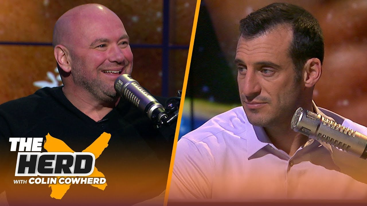Dana White on Jon 'Bones' Jones legacy, talks UFC 232 & Cyborg-Nunes title fight | UFC | THE HERD