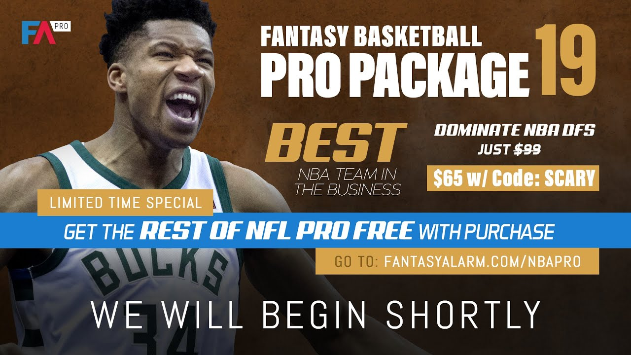 Fantasy NBA Season Rankings: Week 8 | Fantasy Alarm