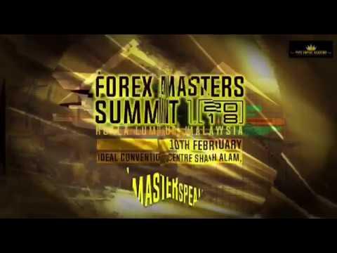 Forex Masters Summit 1.0 2018 - Kuala Lumpur, Malaysia