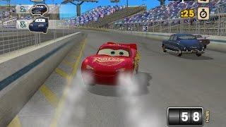 Cars Mater National Hi Octane Mod   Lightning Vs Doc the rematch