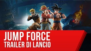 Jump Force: trailer di lancio italiano