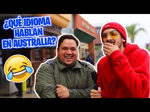 ¿Qué Idioma Hablan En AUSTRALIA? 🇦🇺 ► Preguntas De CULTURA GENERAL
