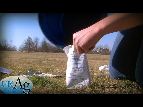 How to submit your soil sample for testing