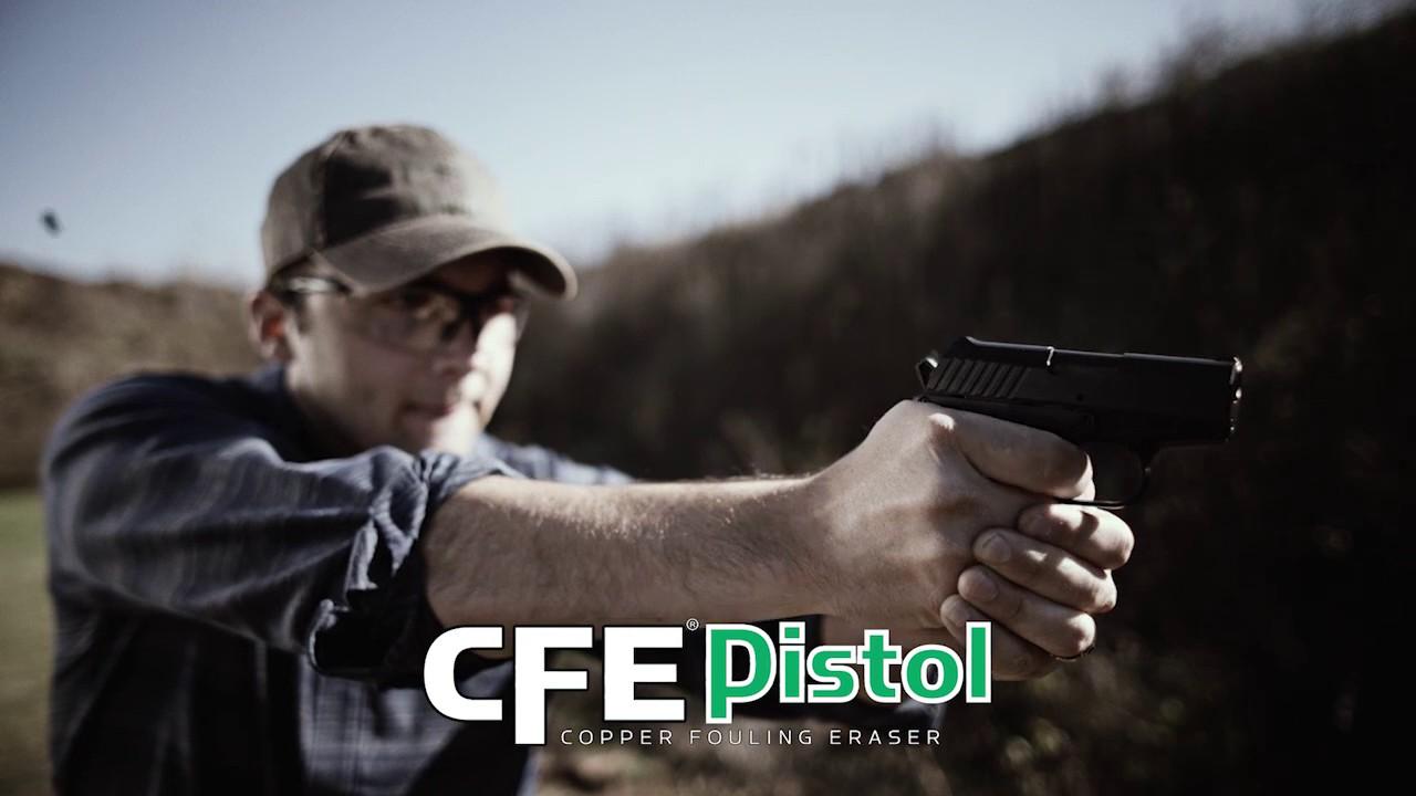 Hodgdon CFE BLK - YouTube