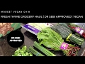 - Fresh Thyme Grocery Haul | Lots of Dr Sebi Approved Items! | Vegan | Feb 2017