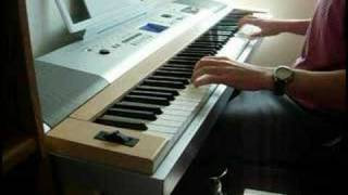 Yamaha DGX-620 - Davey Jones (Pirates of the Caribbean)