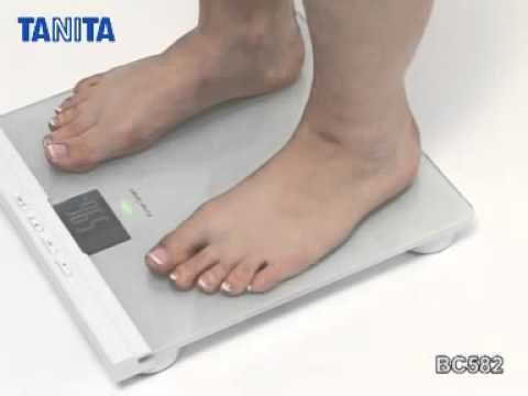 Tanita Scales how to use them - YouTube