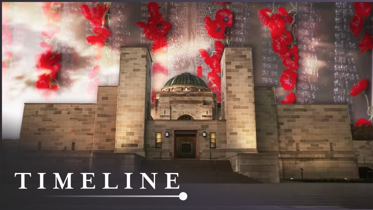 An Inside Look At The Remarkable Australian War Memorial | The Memorial | Timeline