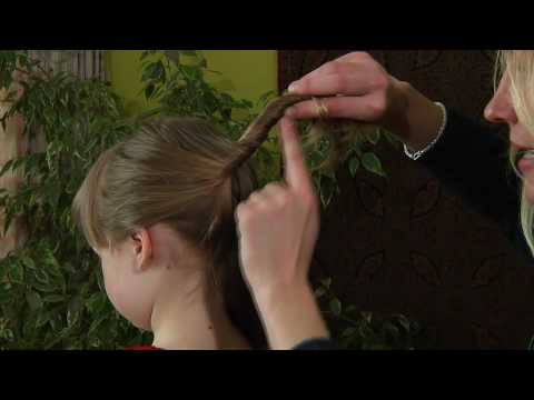 How to use a hair stick - YouTube