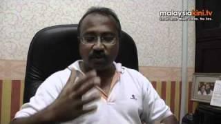 Uthaya: Man in sex video not Anwar