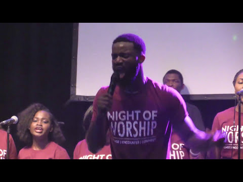 Eh Yahweh I AM that I AM (by Soel Connect) | Night of Worship Cardiff Oct 2017