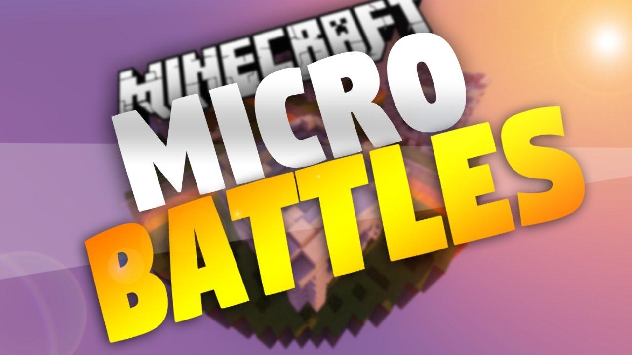 Micro Battles Plugin | Minecraft - Лучшие приколы  Самое