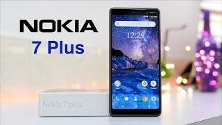 Nokia 7 Plus Unboxing, Initial Impressions & Camera Samples👌🏻👌🏻