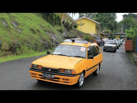 Review Mazda MR 90