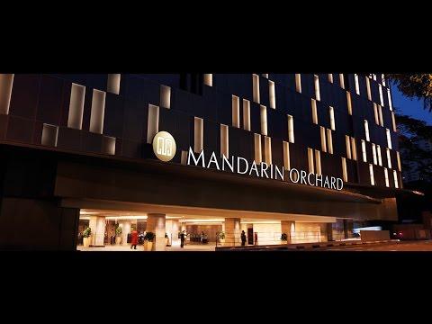 Mandarin Orchard Hotel @ Singapore