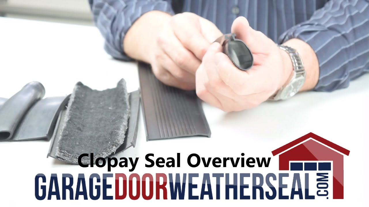 Clopay seal overview youtube clopay seal overview rubansaba