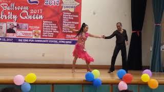 Ballroom dance competition, Hong Kong Nov. 12~2017