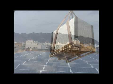 Project Madinah, Solar for Middle East and North Africa