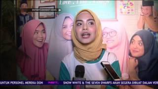 Vebby Palwinta Tampil Berbeda Di Film 'Cinta Cahaya Pesantren'
