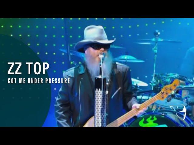 ZZ Top - Got Me Under Pressure (Live In Texas)