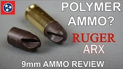 9MM RUGER POLYCASE ARX AMMO REVIEW