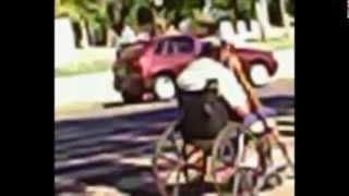 Cadeirante de Uraí