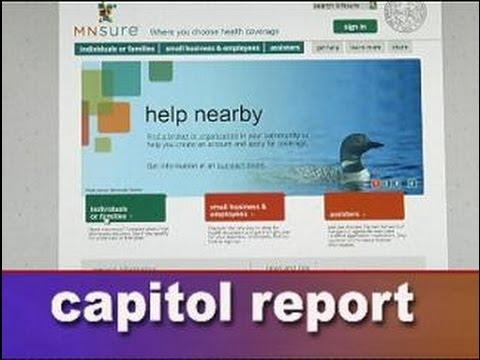 CAPITOL REPORT: MNsure Scrutinized; Closing Achievement Gap