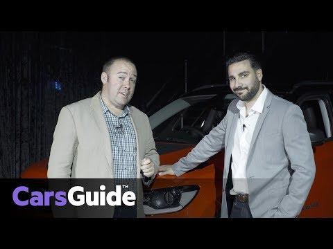 Jeep Compass 2018: Walkaround with lead designer Chris Piscitelli
