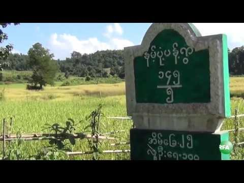 Land Confiscation in Northen Shan State