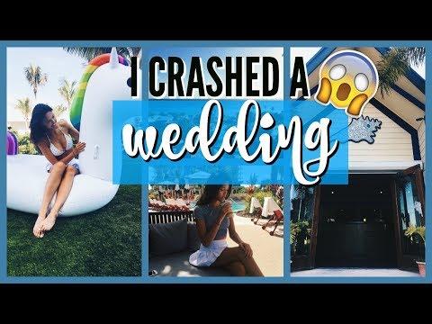 I CRASHED A WEDDING! || Cayman Islands Vacation Day 2